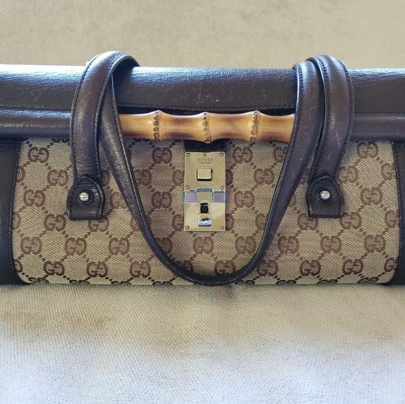 Gucci Handbags - GUCCI Bullet Bag